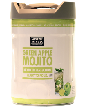 Green Apple Mojito 5L Keg